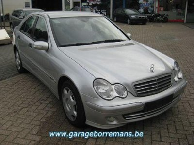 Used mercedes benz c class cars bornem belgium for Mercedes benz belgium