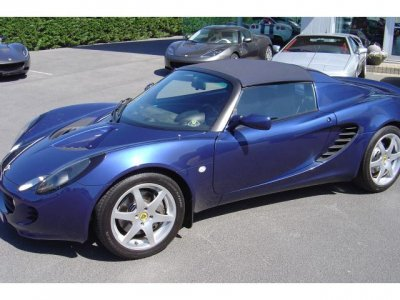 voitures lotus elise occasion belgique. Black Bedroom Furniture Sets. Home Design Ideas