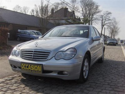 Used mercedes benz c class cars mons belgium for Mercedes benz belgium