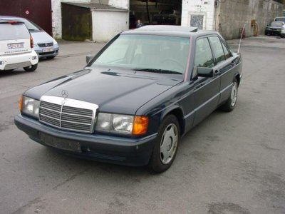 Mercedes 190 diesel occasion belgique - Garage mercedes belgique occasion ...