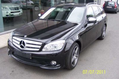 Used mercedes benz c class cars grimbergen belgium for Mercedes benz belgium